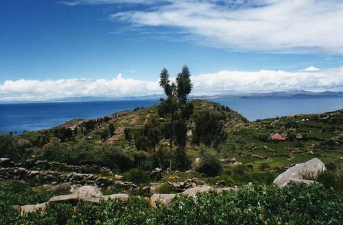 peru laketiticaca titicaca island taquile isla isladetaquile (Photo: wallygrom on Flickr)