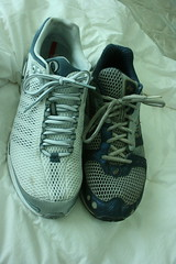 Running Gear - 2 Pairs of Running Shoes