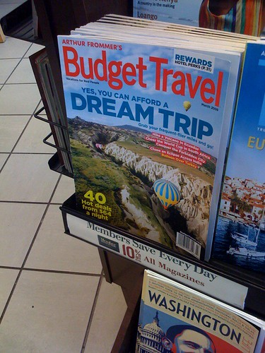 rogueApron in the latest Budget Travel