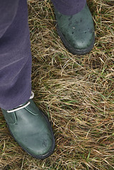 green-boots