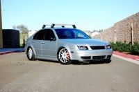 VWVortex.com - MKIV Jetta (vr6) what roof racks look the ...