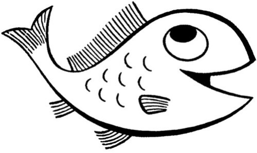 Fish_-_Cartoon_01 by you.