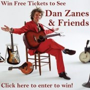 Win Tickets to see Dan Zanes and Friends