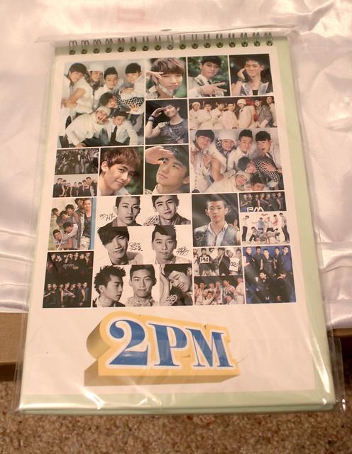 2PM calendar edit