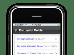 Carrington Mobile