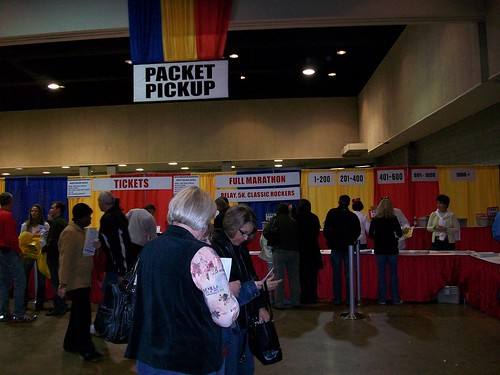 packet pick up
