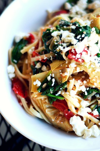 greek linguine