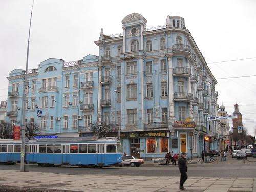 Casino, Soborna Street, Vinnitsa