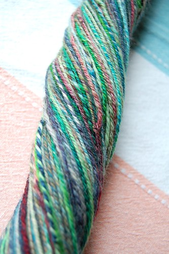 Superwash BFL Yarn