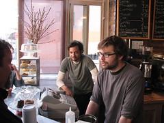 Alex & Aaron at Ost