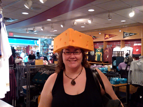 Cheesehead, born and bred