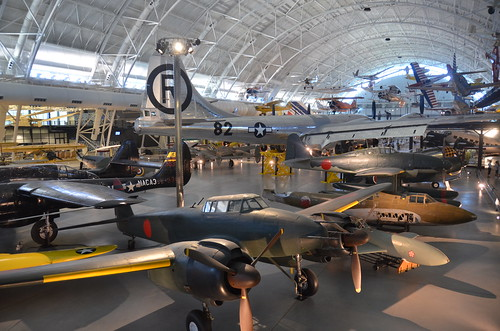 japan plane airplane japanese virginia smithsonian dulles... (Photo: Chris Devers on Flickr)