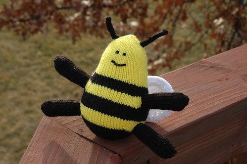 Kate the... Bumble Bee?!