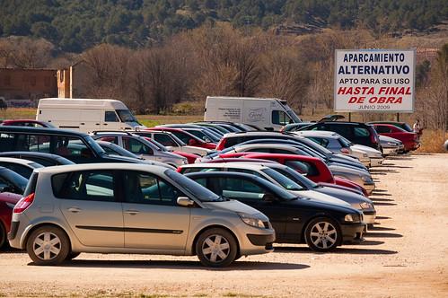 Parking provisional (ya veremos hasta cuándo)