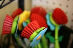 the brooklyn kitchen scrubbing brushes