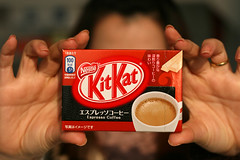 KitKat Espresso