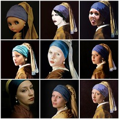 The Girl With The Pearl Earring (As seen on fl...