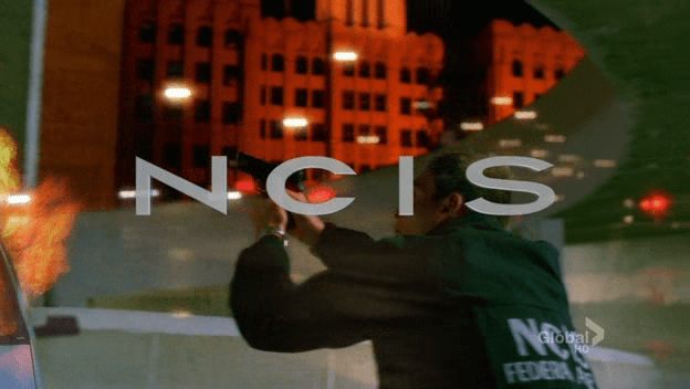 NCIS is all about investigating... with force.