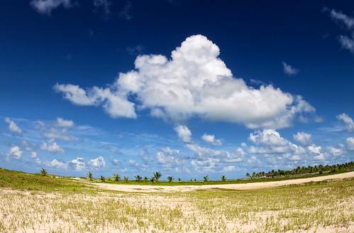 A nuvem, Maracaípe - Ipojuca / PE