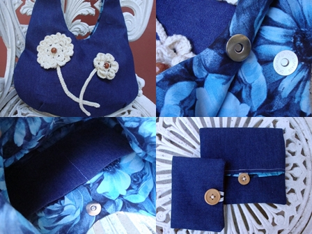SEW - Denim Bag n Pockets