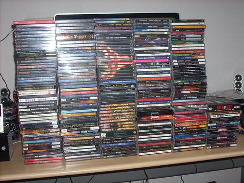 Mi colección de CDs