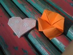 Presents from Japanese schoolchildren