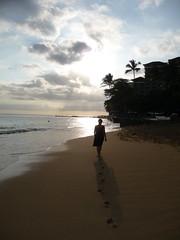 Kem on the beach