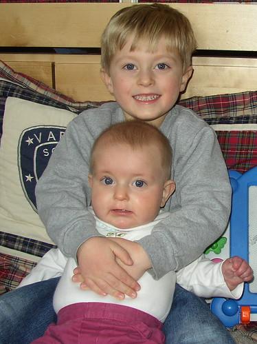 Sebastian & Sophia 2005