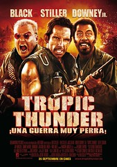 Tropic Thunder-Una guerra muy perra