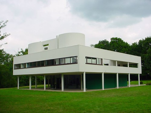 Le Corbusier - Villa Savoye