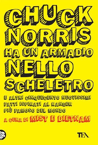 """""""Chuck Norris ha un armadio nello scheletro"""""""