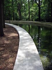 Theodore Roosevelt Memorial water