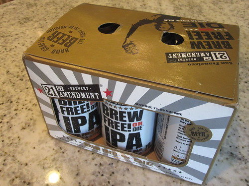 Cool beer packaging (great beer)