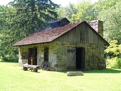 Blacksmith Shop @ Newlin