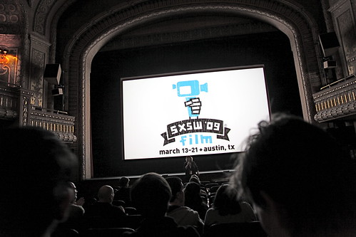 SxSW - We Live in Public screening