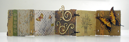 board book side one (in progress) (c) Lynne Medsker 2009
