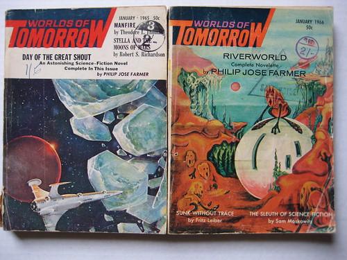 Original Riverworld stories