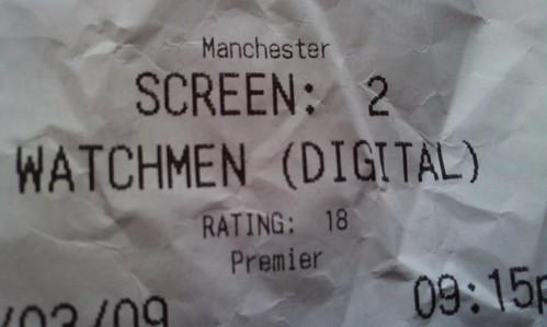 Odeon Digital Ticket