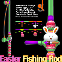 Easter Fishing Rod