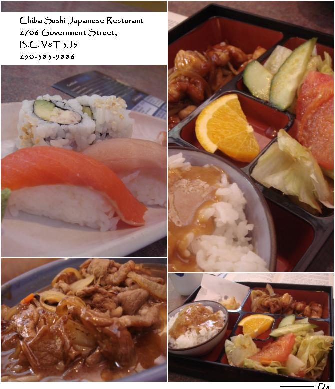 Resturant-Chiba Sushi