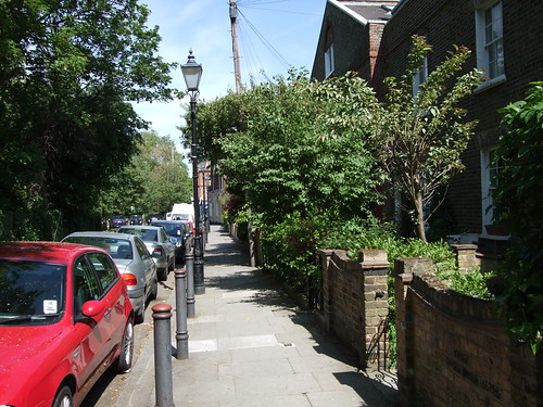 Alma Terrace, Wandsworth