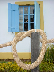 Coiled Rope and Facade - Tiradentes - Br by Adam Jones, Ph.D. - Global Photo Archive, on Flickr