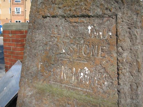 Eston Ironstone Obelisk