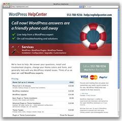 WordPress HelpCenter
