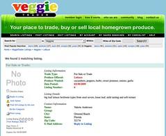 veggieTrader.com