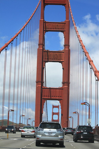 Golden Gate crossing