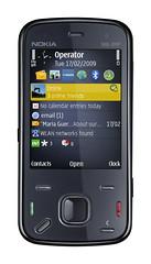 Nokia N86 8MP 結合廣角卡爾蔡司認證的光學元件和8 百萬畫素感應器.JPG