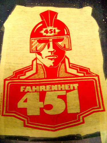 fahrenheit 451 and the importance of intellectual freedom