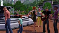 Sims 3 Town