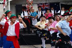 Portuguese Dancers